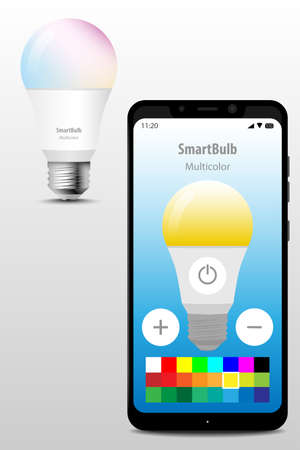 Smart Bulb Multicolor