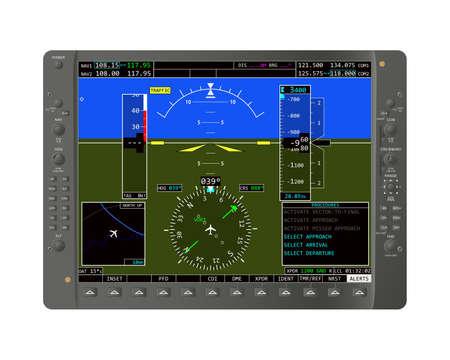 Navigator for Airplane