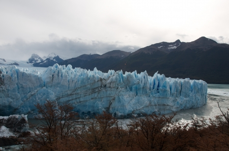 Away from the Perito Moreno Glacier photo