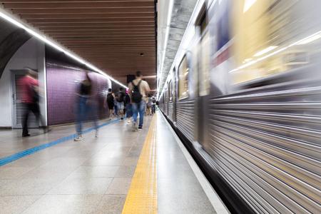 Consolacao Subway Station, Sao Paulo, Brazil