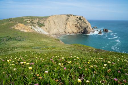 Point Reyes National seashore in California
