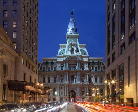 City Call in Philadelphia, Pennsylvania Stock Photo