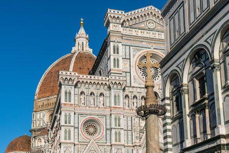 cattedrale: Cattedrale di Santa Maria del Fiore in Florence, Italy