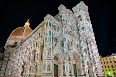 Cathedral of Saint Mary in Florence, Italy