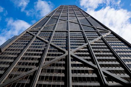 John Hancock Tower in Chicago