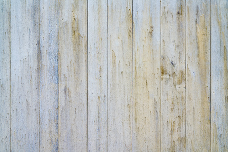 Old Weathered White Barn Siding Planks with Peeling Paint