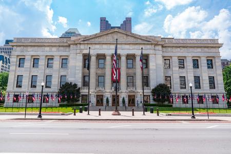 Ohio Capital Building in Columbus, Ohio