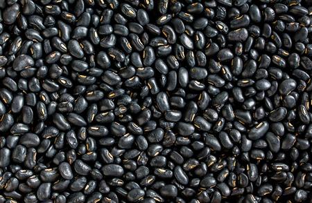 Black Bean Background Standard-Bild