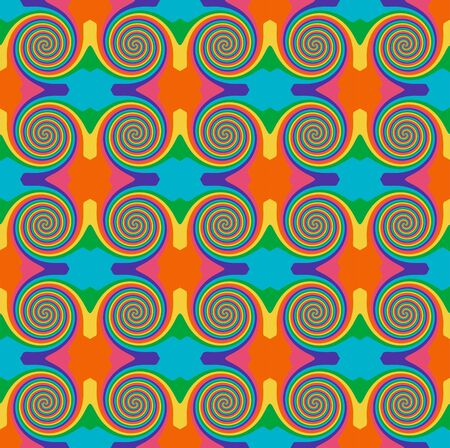 twist: abstract twist background pattern Stock Photo