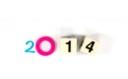 anno: The creative anno domini of year 2014