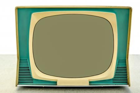 stílus: Isolated kép a régi televíziós retro stílusban Stock fotó