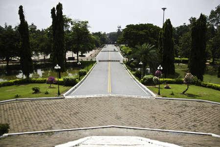 Un obstáculo que obstruya de la ruta, Foto de archivo - 15798849