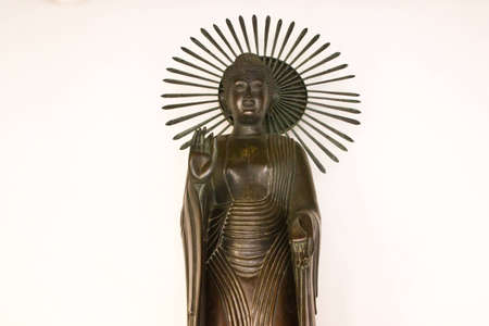 standing Buddha of Japanese style Stock Photo - 16195863
