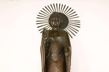 standing Buddha of Japanese style Stock Photo - 16195863