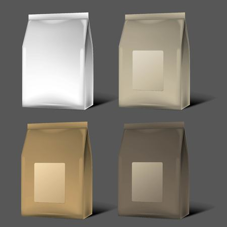 Blank Packaging mock up, 3D