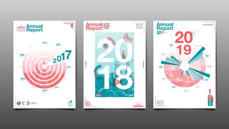 Informe Anual 2018 Futuro Negocios Diseno De Diseno De Plantilla