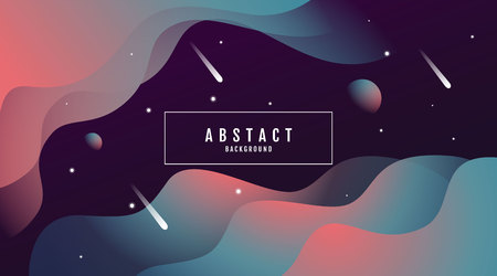 Abstract Background, liquid ,fluid, texture design, Template layout, vector Reklamní fotografie - 120704966