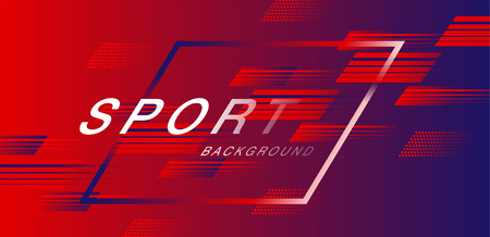 Abstract Sport Background, active motion, Dynamic, vector illustration.