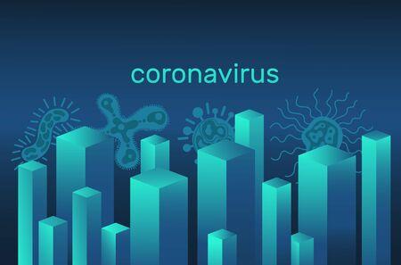 Coronavirus Vectores