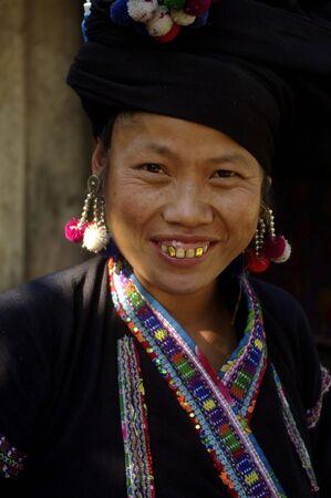 bijoux: Young woman ethnicity Lu  Stock Photo
