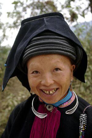 dao: Dao ethnic black woman Tien
