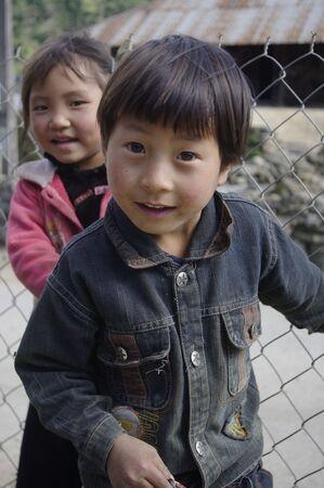 dao: Black Dao ethnic children