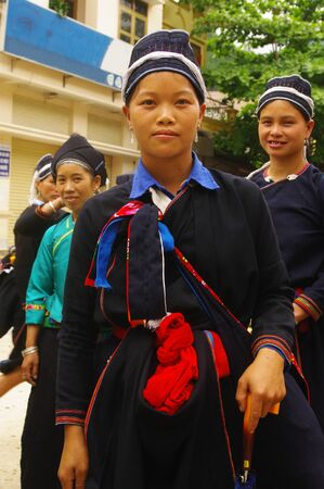 dao: Female Mang Dao Mang ethnicity group