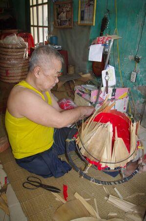 ancestors: he kept strict manufacturing technique of his ancestors.