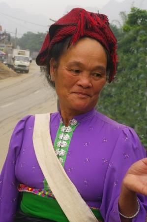Portrait of a Thai woman Stock Photo - 18648963