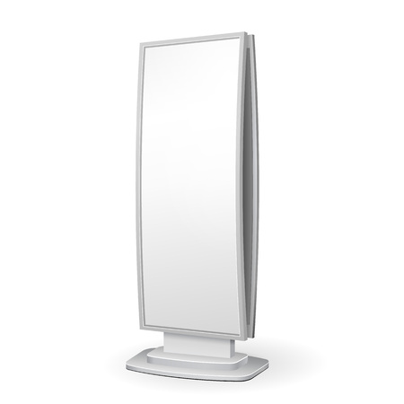 poi: 3D Outdoor Advertising POS POI Citylight Lightbox Advertising.