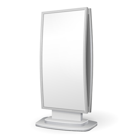 lightbox: 3D Outdoor Advertising POS POI Citylight Lightbox Advertising.