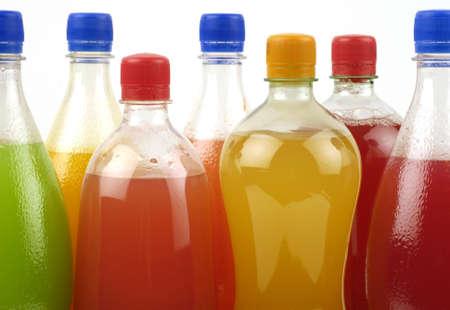 juice bar: soda bottle