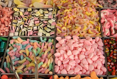 colorant: sweets Stock Photo