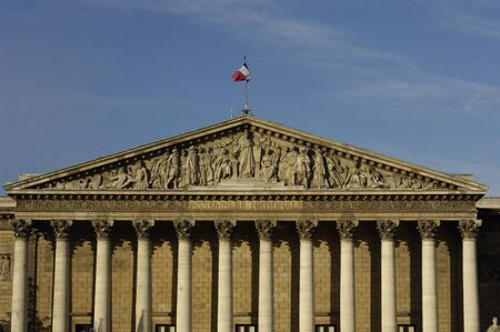lows: French parliament