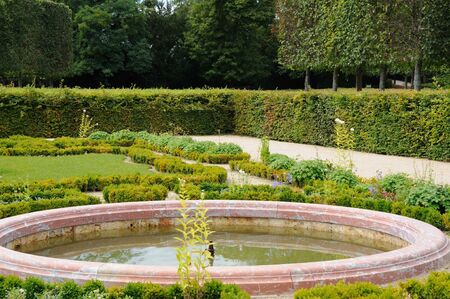 petit: garden of Petit Trianon