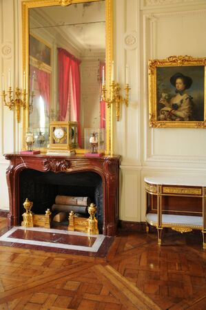 petit: Versailles, a lounge in the Petit Trianon