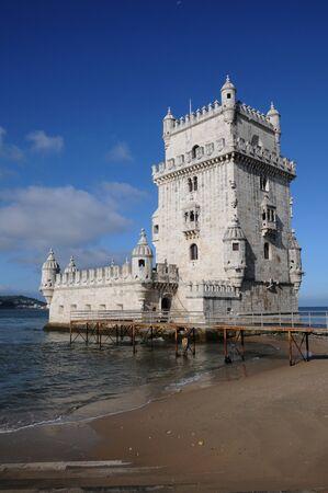 belem: Portugal, Lisbon, Tower of Belem (Torre de Belem)