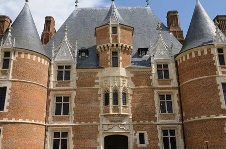 gothic castle: Francia, el castillo g�tico de Martainville Epreville