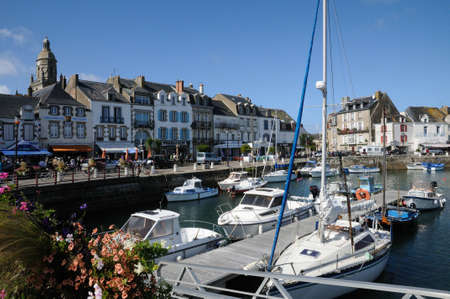 le: France, the fishing port of Le Croisic
