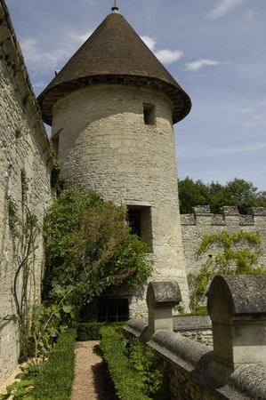 val: Val d Oise, the castle of  villarceaux