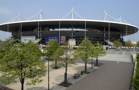 Frankrijk, le Stade de France in Saint Denis