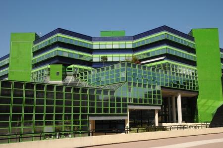 agglomeration: France, hotel d agglomeration in Cergy Pontoise