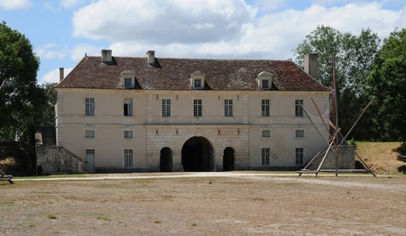 Vauban architecture of Fort Atilde