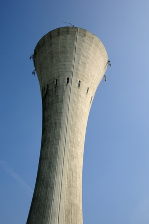 the water tower: France, the water tower of Drocourt