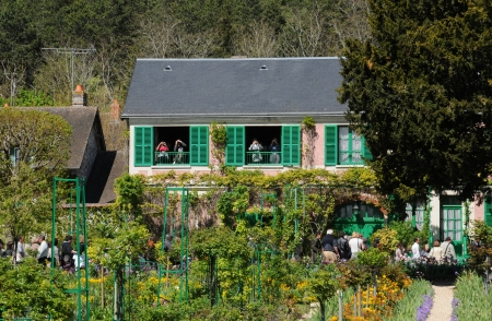 monet: Francia, la casa de Monet en Giverny