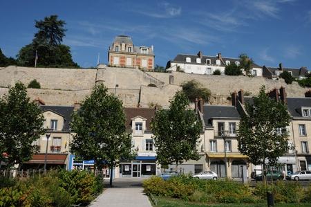 pontoise: Ile de France, the town of Pontoise in Val d Oise
