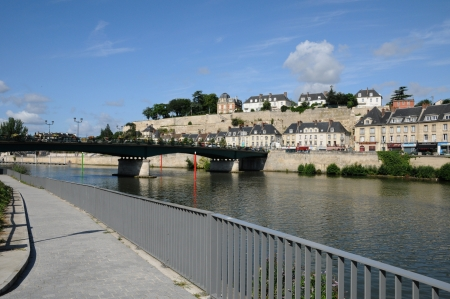 historica: Ile de France, the town of Pontoise in Val d Oise
