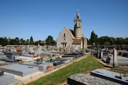 georges: Ile de France, the church Saint Georges of Richebourg