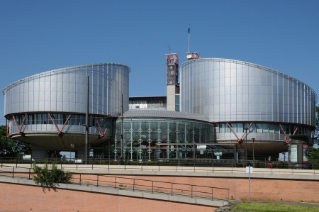 France, the European Court of Human Rights in Strasbourg