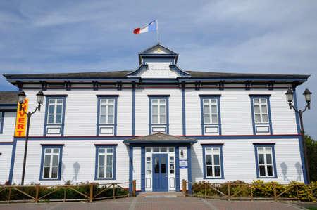 bonne: Canada, Quebec, acadian museum of Bonne Aventure